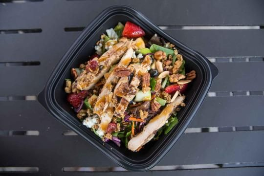 Chick-fil-A's Grilled Market Salad | Calories: 200