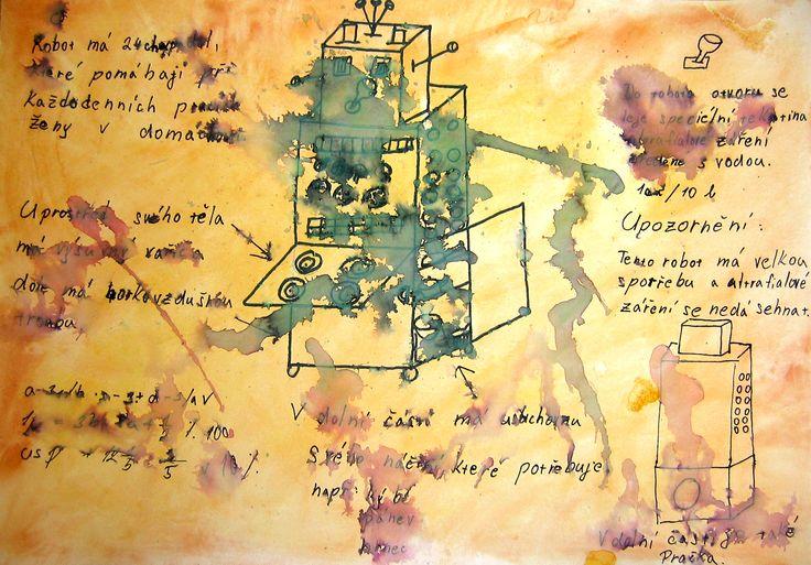 STARÉ PLÁNKY BLÁZNIVÉHO VYNÁLEZCE, 6. ročník, 10/2007
