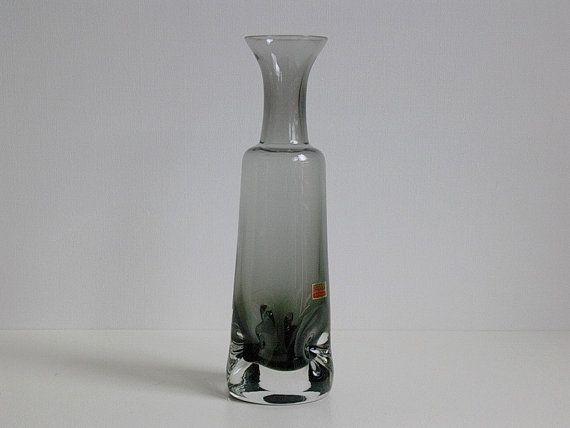 Vintage Friedrich kristall crystal glass vase door vintage2remember