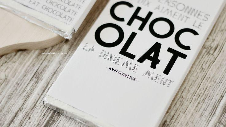 Les 47 meilleures images du tableau cadeaux gourmands sur pinterest cadeaux gourmands id es - Emballage tablette chocolat a imprimer gratuit ...