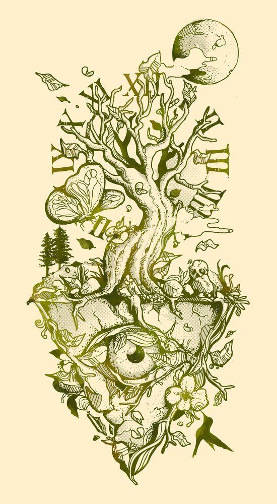 A Glimpse in Time Art Print