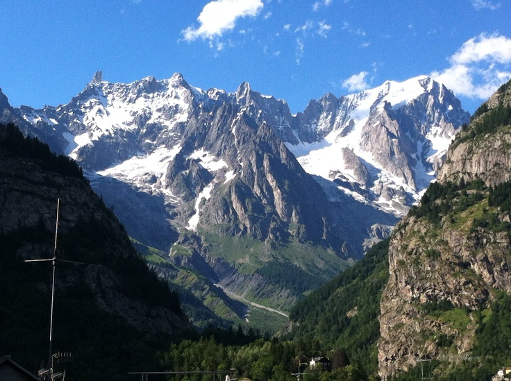 Monte Bianco - Courmayeur