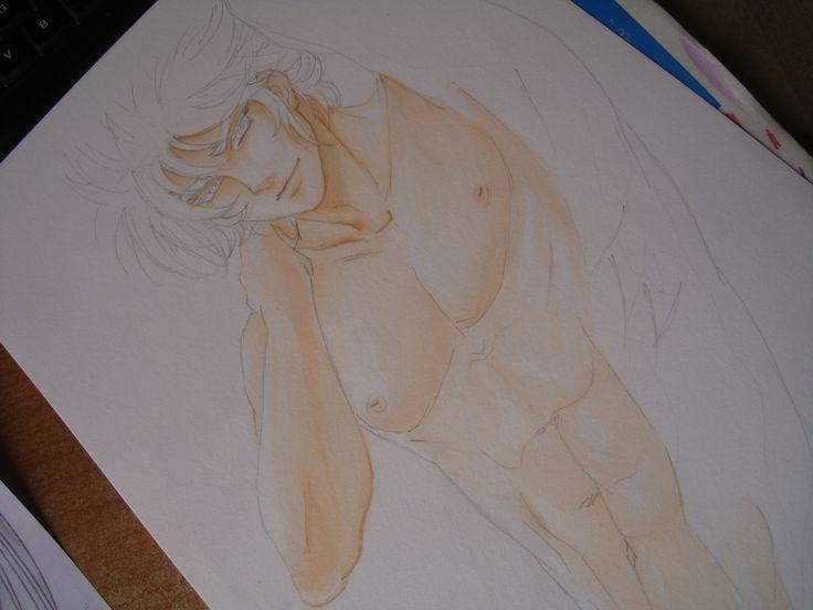 Seiya's skin (second step) Work in progress
