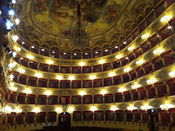 Teatro Morlacchi nel Perugia, Umbria