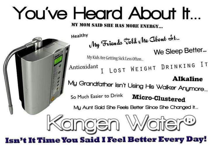 kangen water and weight loss