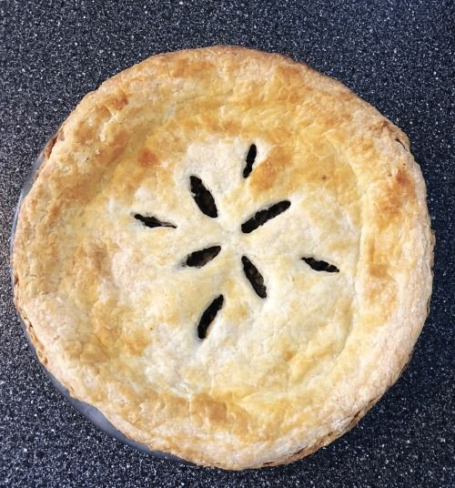 Tourtiere - Traditional Meat Pie