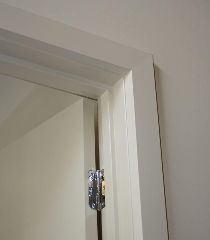 Modern window casings the casings of internal doors for Door architrave