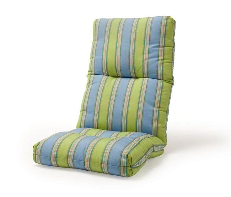 Clearance Patio Chair Cushions Tufted High Back Patio Chair Cushion