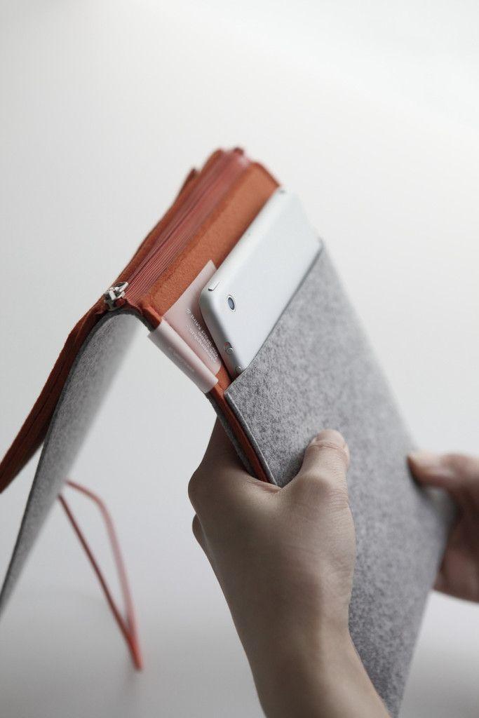 11+ Felt Case - iPad Mini