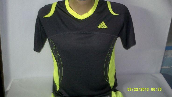 Camiseta Masculina Adidas Clima Cool, Variedad de estilos.