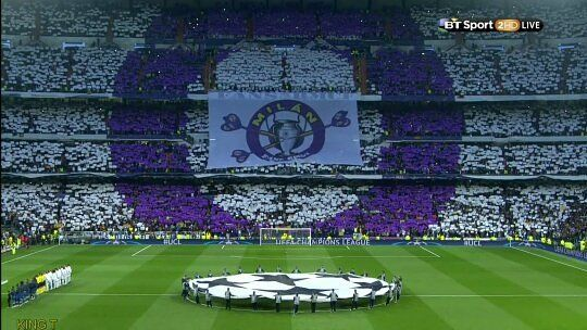 This is Bernabeu.
