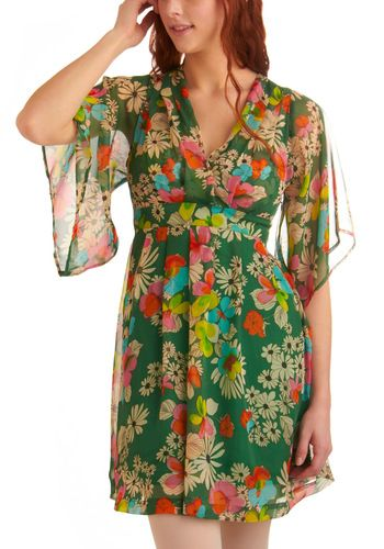 Scarborough Flair Dress, #ModCloth
