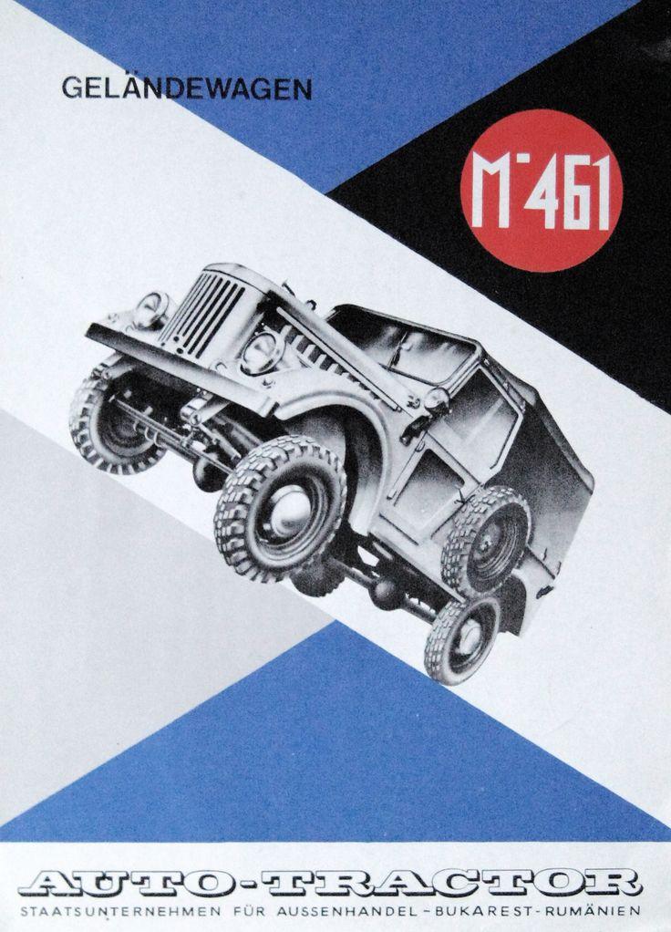 M'461 ARO made in Romania