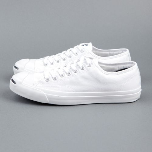 毎年恒例、今年も新品一足。: Interesting Things, Running Shoes, White Canvas Shoes, Grade Jack, Style Ev, Canvass Shoes, Jack O'Connel, The 90S, Classic