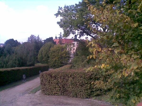 Lnáře - Zámecký park 3