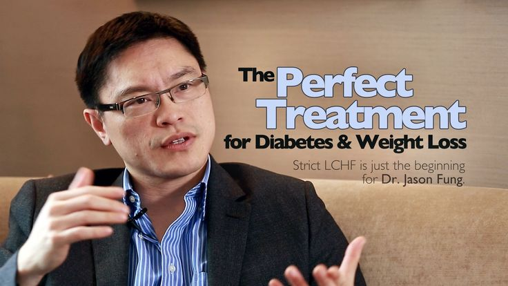 What is the perfect treatment that can cure type 2 diabetes (!) and lead to effortless weight loss? Listen to the eloquent Dr. Jason Fung describe it in this...