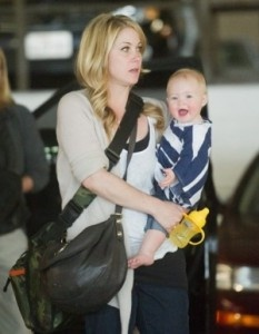 Sadie Grace LeNoble (Christina Applegate & Martyn LeNoble)