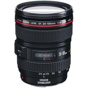 Buy CANON EF 24-105MM F4 L IS - National Camera Exchange