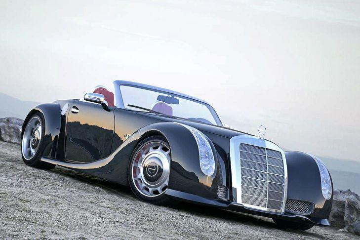 Gullwing 300 SLC seats Mercedes W188