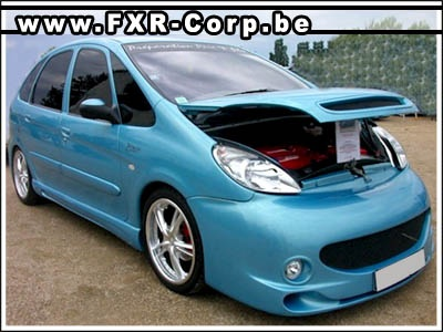 Great Kit carrosserie CITROEN PICASSO pic #Citroen #tuning