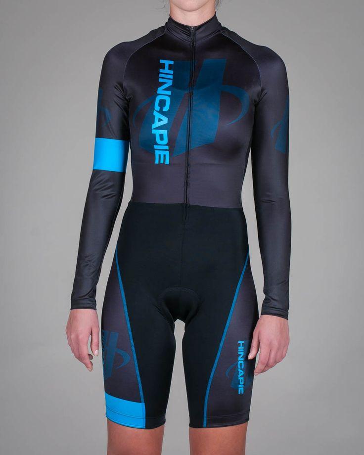 Hincapie Axis Long Sleeve Skinsuit