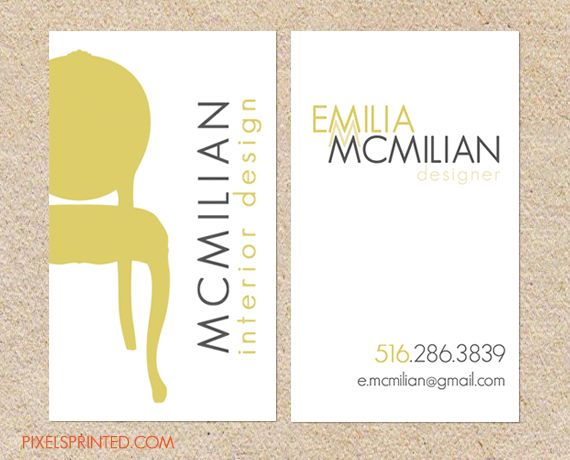 custom business cards - thick, color both sides - FREE UPS ground shipping