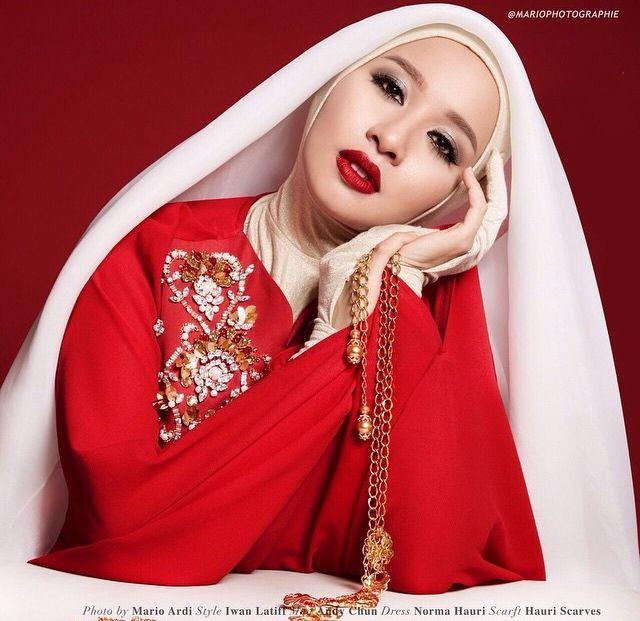 Laudya Cynthia Bella #Hijab upload by #Suheri034 #InstaCrop