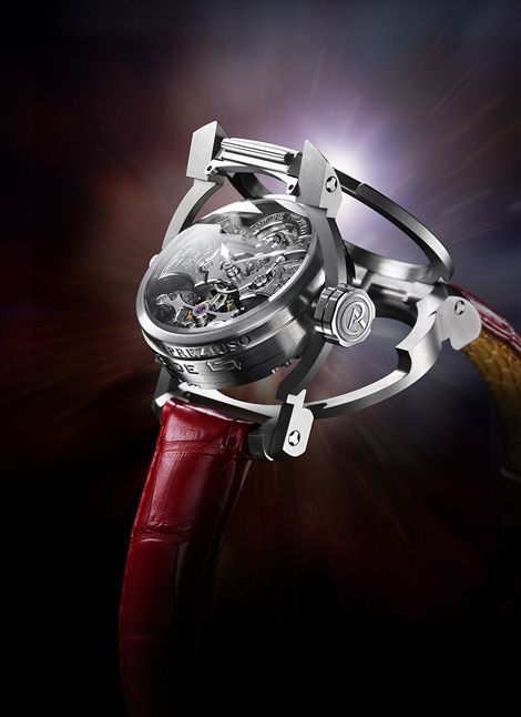 Antoine Preziuso B-side tourbillon