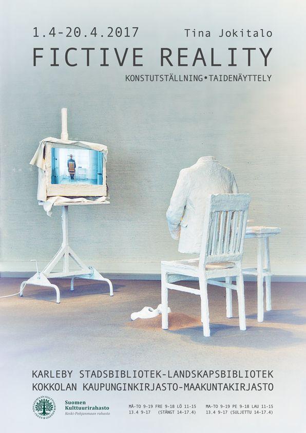 Fictive Reality - Näyttelyt - Anders-kirjastot