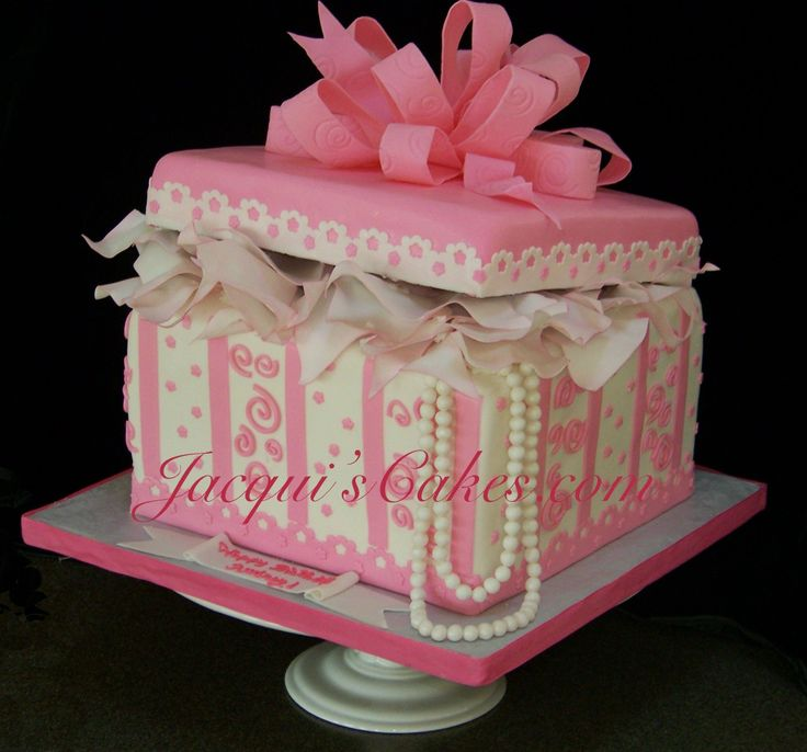 167 best gift box cakes images on pinterest pretty cakes gift box cake designs are a modern novelty with young brides feast your eyes on these unique gift box wedding cakes the shape of a present wedding cake negle Image collections