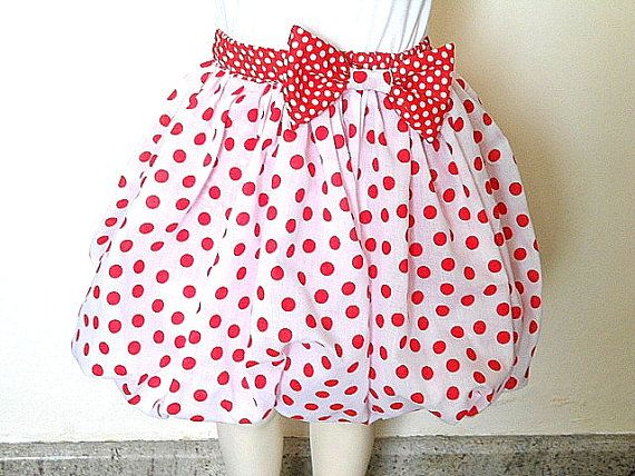Bubble Skirt sewing Pattern, INSTANT DOWNLOAD, 6 months to 10 years, Girls Skirt Pattern Pdf, Alicia Bubble Skirt