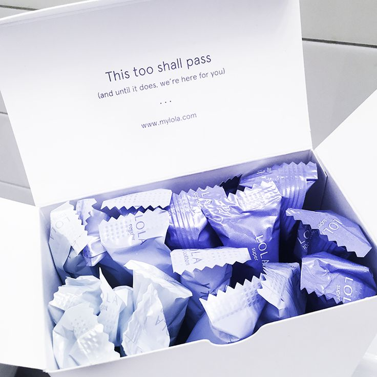Meet Lola, the new direct-to-consumer tampon brand that's all about transparency in a pristine, white box