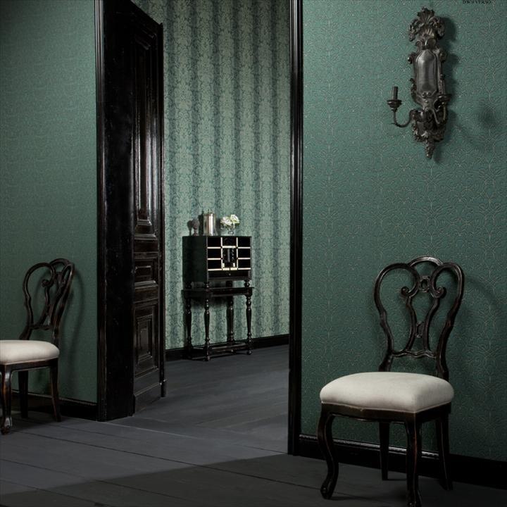Baresque Trellis - Neva wallcovering creates a sense of elegance