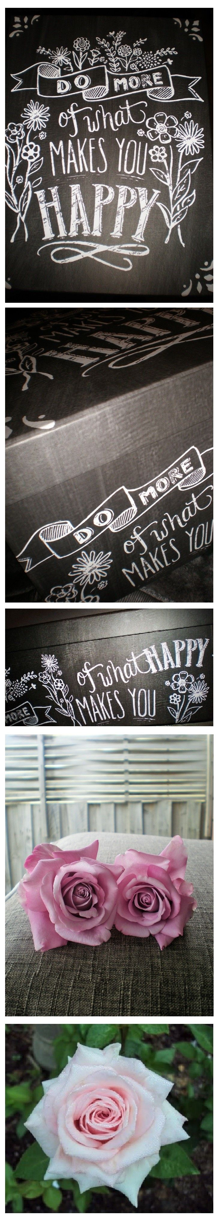I found this very large chalk & blackboard gift box yesterday when l was out and about shopping. Gorgeous! So, if you happen to get a gift mailed in this, you'll know it's from me!! Lol. With Love. X (p.s. my email is still down, could take another 48 hours ... so message me here if you need to).