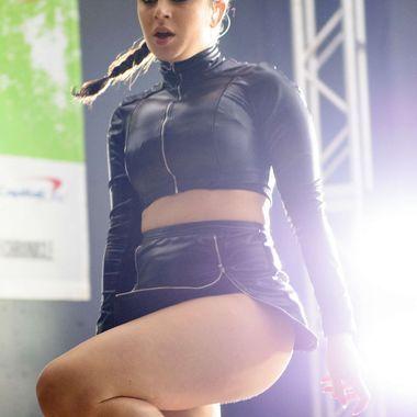 Charli XCX Performing at SoundExchange Show at SXSW 2016 Austin