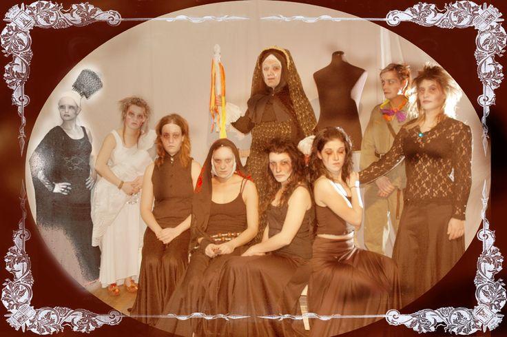Teatro adultos. Escuela de Arte Dramático Valladolid. La hORCA 36. Mayo 2007