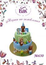 Торты для мальчиков на день рождения