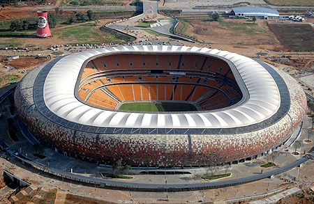 Soccer City Stadium, South Africa