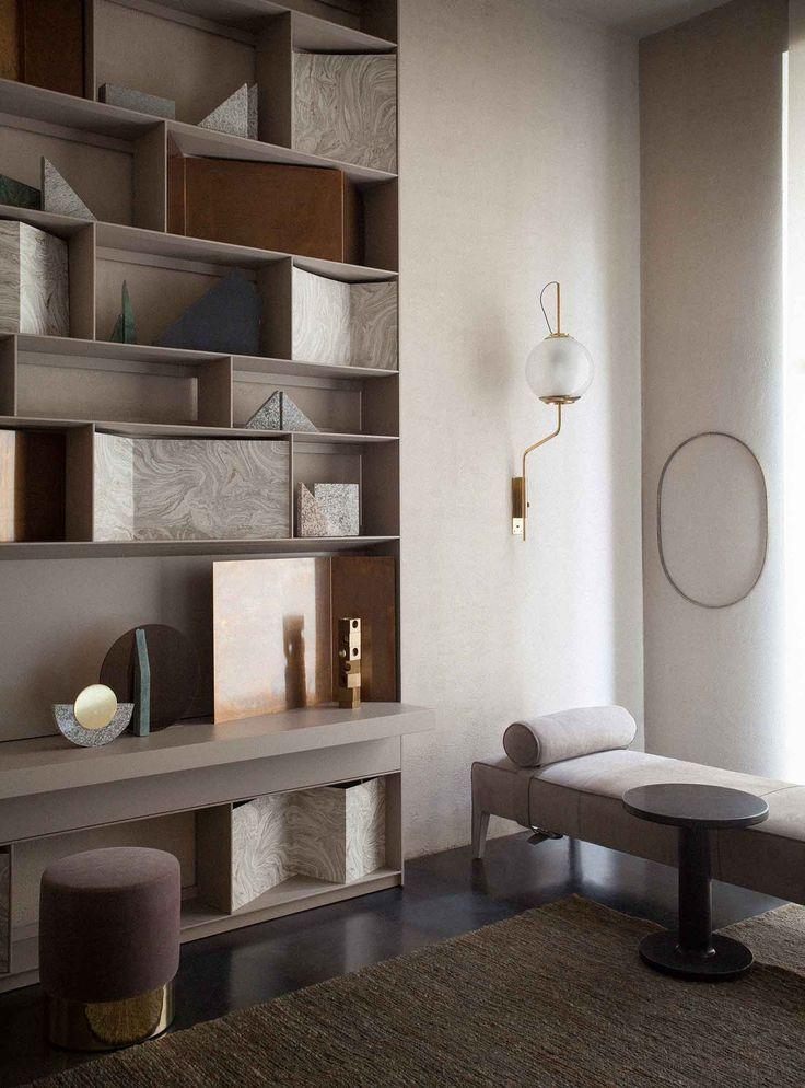 Home Couture by Studiopepe for Spotti Milano.