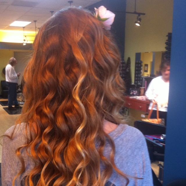 rapunzel haircut 17 best images about curling wand curls on 3367