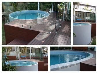 Pools Water Tank And Fencing On Pinterest