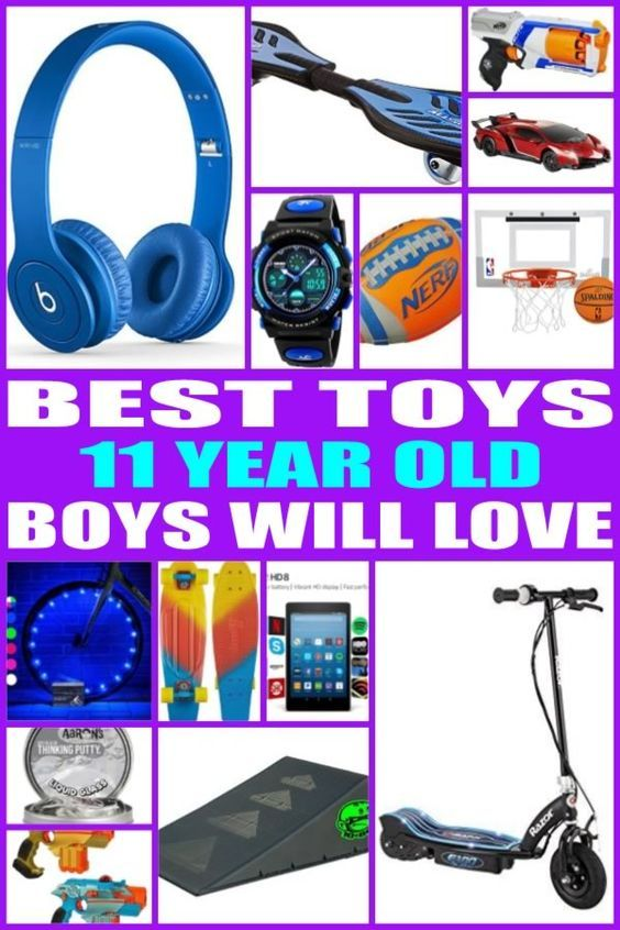 Best Toys For 11 Year Old Boys