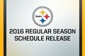 Steelers schedule to be released today