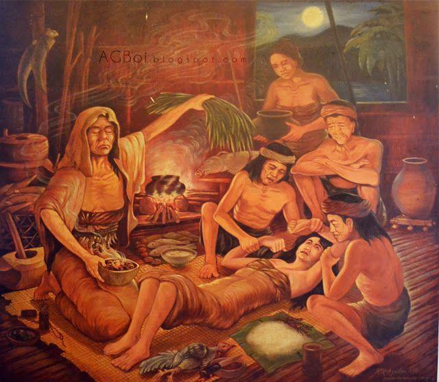 Tagalog pantheon – Las Isles Filipinas – EastBound88 Forum