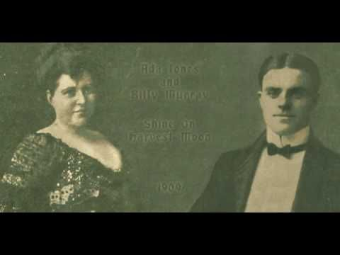 Ada Jones (June 1,1873 - May 2,1922) was a popular singer who recorded from 1905 to the early 1920s. She was born in Lancashire, England but moved with her family to Philadelphia, Pennsylvania at the age of six in 1879. She started performing on stage, including juvenile roles in the 1880s.  In 1893 or 1894, she recorded some musical performance...