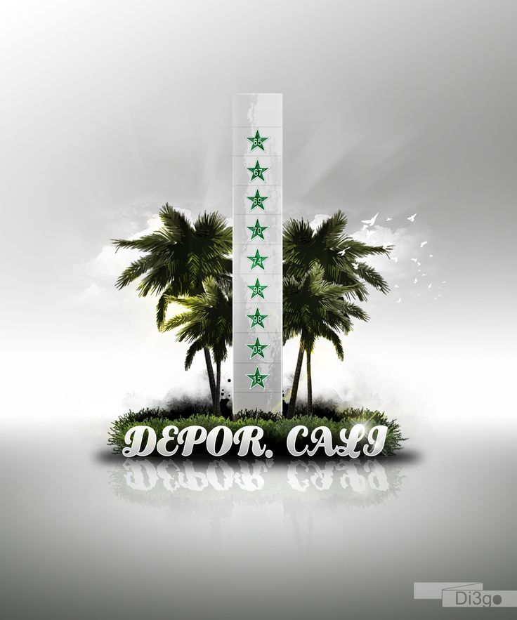 Deportivo Cali - obelisco