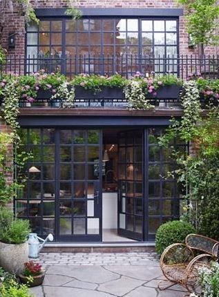 35 best Exterieur images on Pinterest Arquitetura, Wood facade and - faire un crepi exterieur