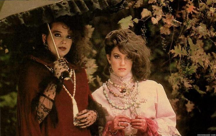 Revolutionaries Wendy & Lisa
