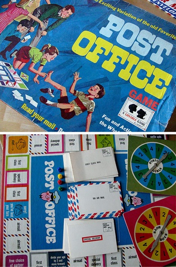 MAILPost office game Post office game, Going postal