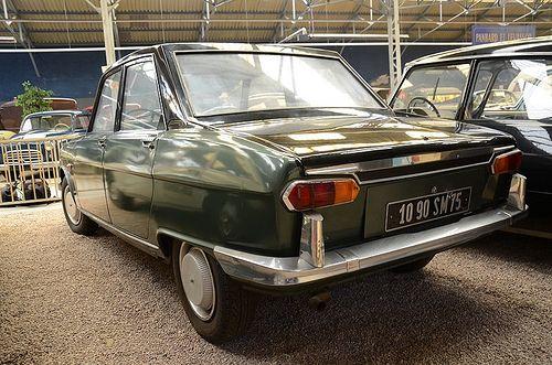 Renault 16 sedan concept